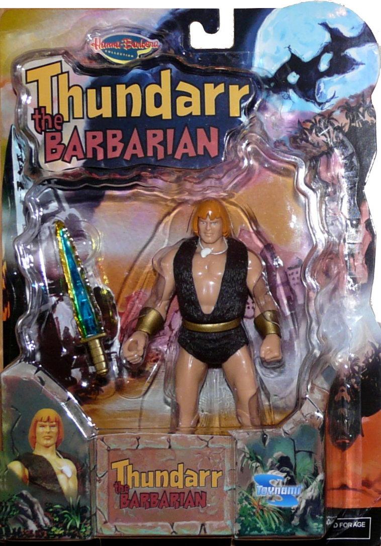 AROK le barbare - THUNDARR the barbarian Thunde10