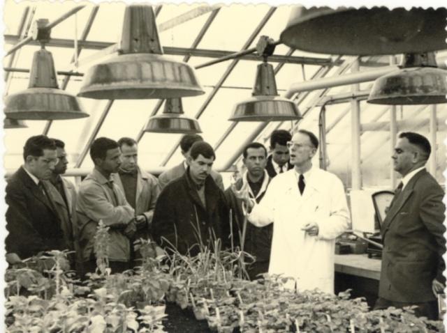 L'Ecole Nationale d'Agriculture de Meknès Ena_se10