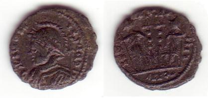 imitation au type Constantinople et Gloria Exercitus Copiea10