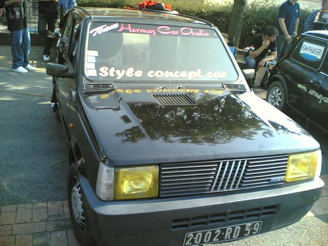 style concept car 28092010