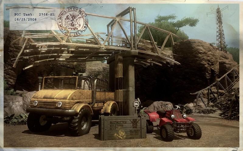 Le Banshee dans un jeu videos Far20c10