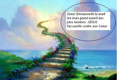 Soeur Emmanuelle a rejoint JESUS 49601710