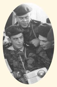 LE PUTSCH  21 AVRIL 1961- Récit d'un commando du 40 Cadrep11