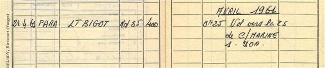 LE PUTSCH  21 AVRIL 1961- Récit d'un commando du 40 Saut_a11