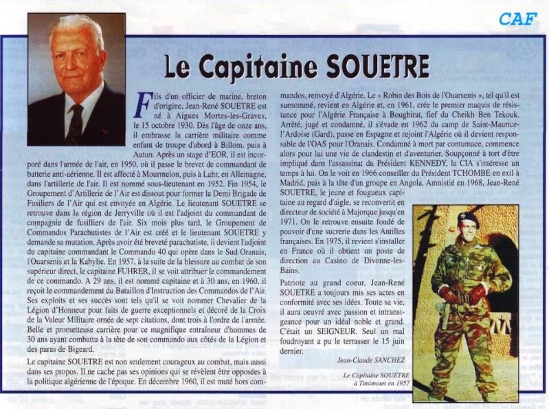 Historique du GCPA Souetr11