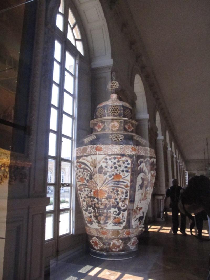 Exposition Fleurs du Roi au grand trianon Img_4310