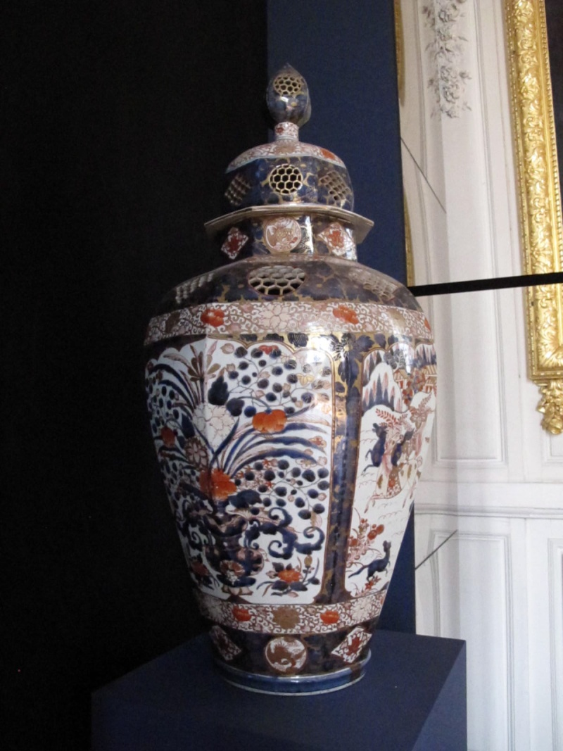Exposition Fleurs du Roi au grand trianon Img_4311