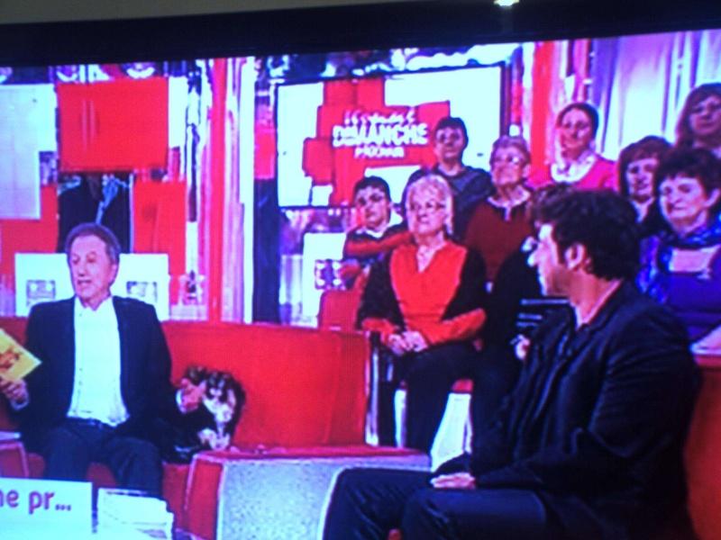 Vivement dimanche - Enregistrement mercredi 20/03/13 - Page 3 Pict0010