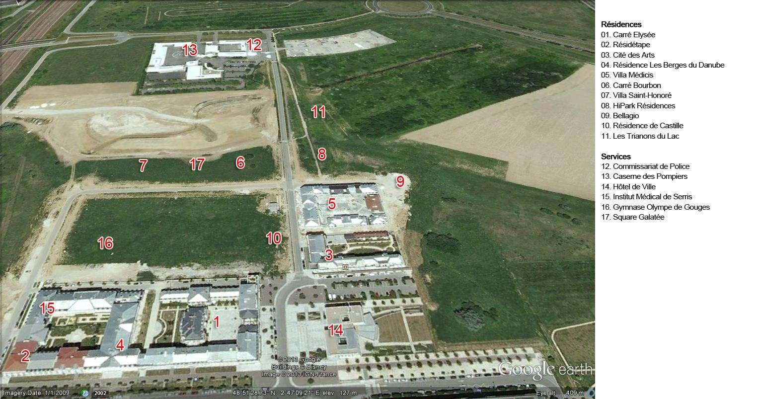 Le Quartier du Lac (depuis 2007) Plan_q11