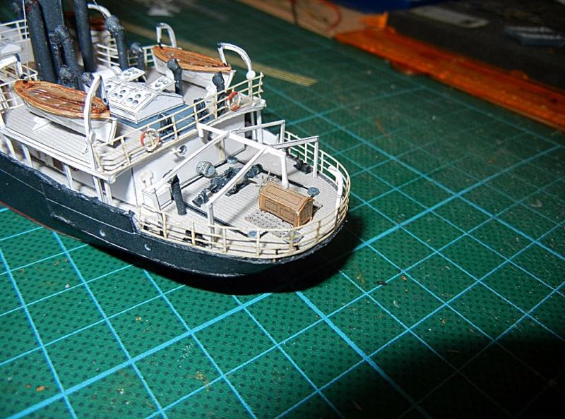 Erzfrachter Angemanelven 1:250 Kartonmodell Paper Shipwright - Seite 5 Angema12