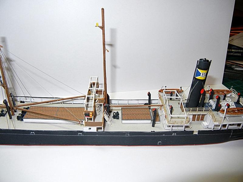 Erzfrachter Angemanelven 1:250 Kartonmodell Paper Shipwright - Seite 5 Angema20