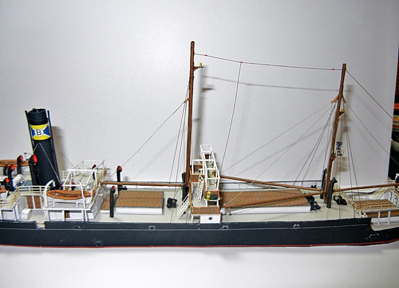 Erzfrachter Angemanelven 1:250 Kartonmodell Paper Shipwright - Seite 5 Angema21