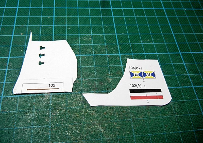 Erzfrachter Angemanelven 1:250 Kartonmodell Paper Shipwright - Seite 5 Angema23