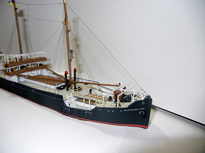 Erzfrachter Angemanelven 1:250 Kartonmodell Paper Shipwright - Seite 5 Angema27