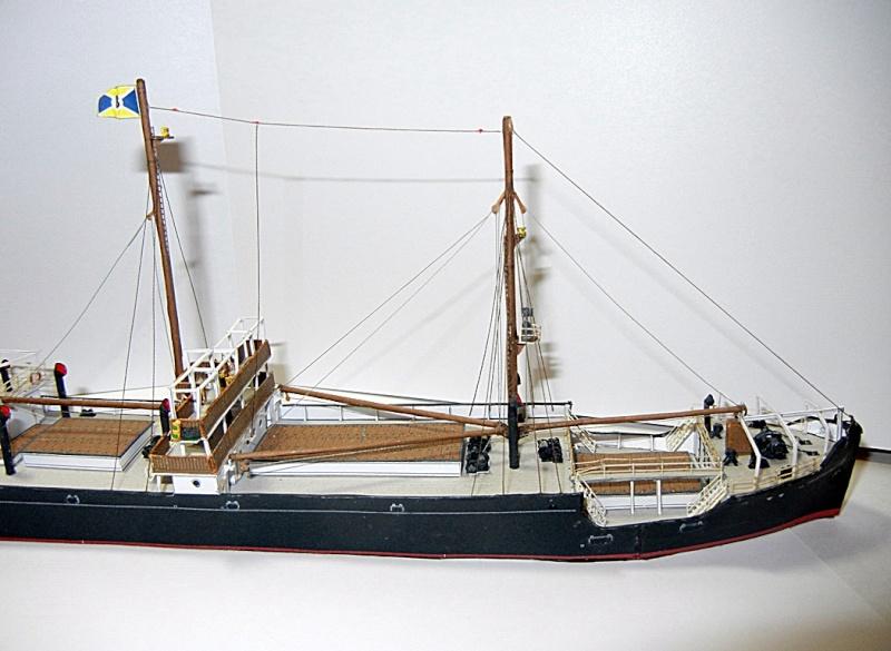 Erzfrachter Angemanelven 1:250 Kartonmodell Paper Shipwright - Seite 5 Angema28