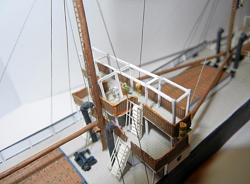 Erzfrachter Angemanelven 1:250 Kartonmodell Paper Shipwright - Seite 5 Angema30