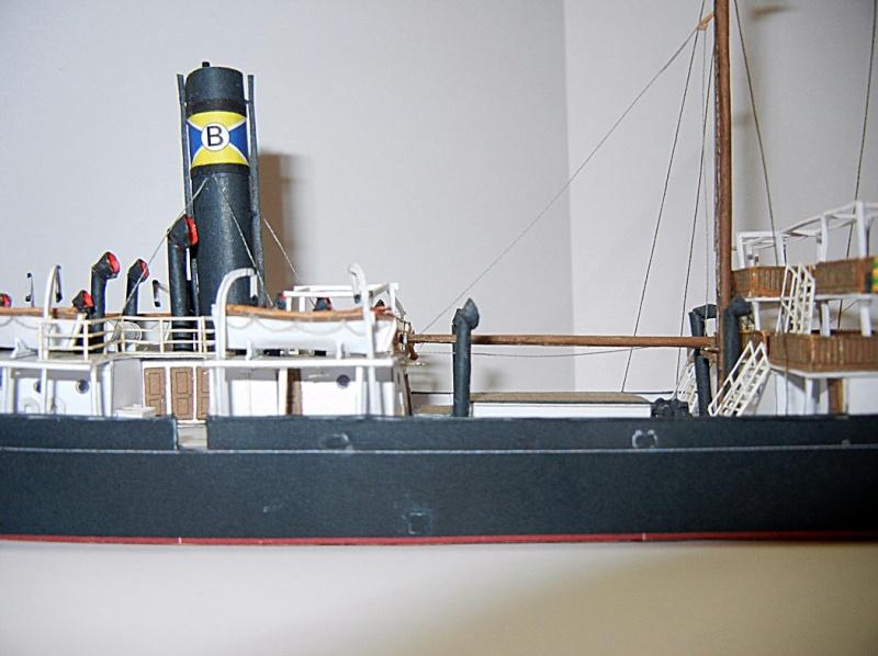 Erzfrachter Angemanelven 1:250 Kartonmodell Paper Shipwright - Seite 5 Angema32