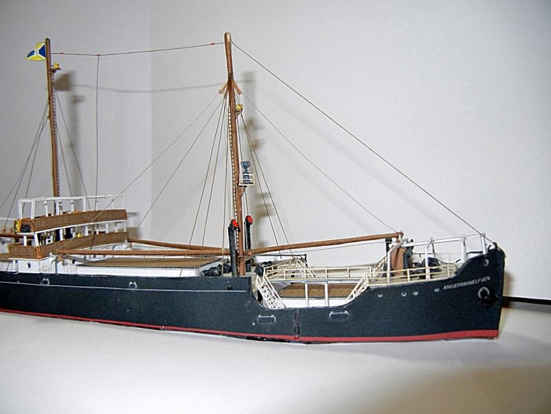 Erzfrachter Angemanelven 1:250 Kartonmodell Paper Shipwright - Seite 5 Angema33
