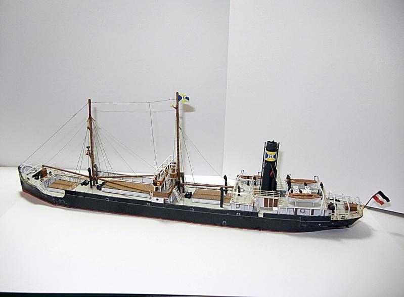 Erzfrachter Angemanelven 1:250 Kartonmodell Paper Shipwright - Seite 5 Angema34
