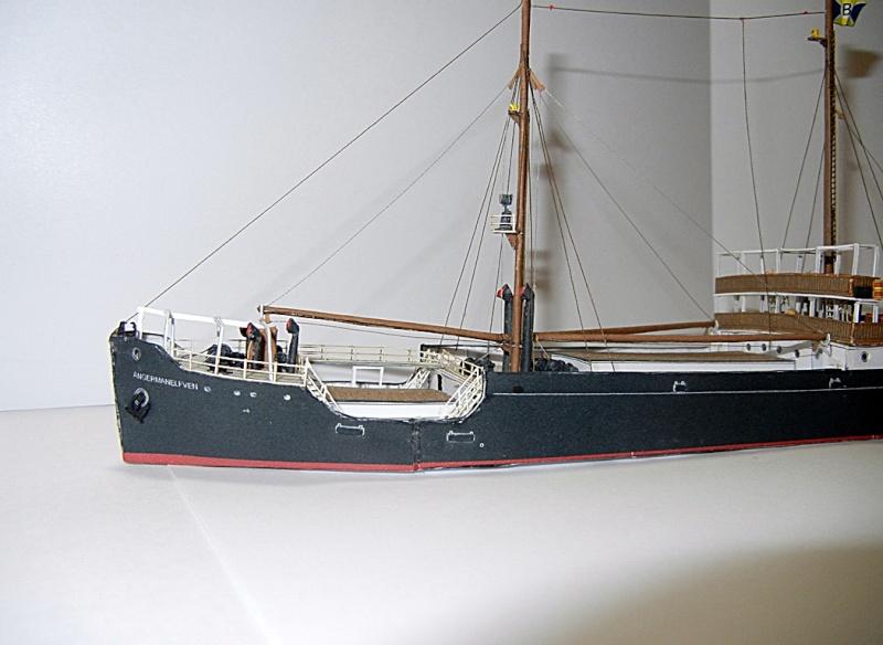 Erzfrachter Angemanelven 1:250 Kartonmodell Paper Shipwright - Seite 5 Angema35
