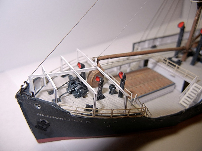 Erzfrachter Angemanelven 1:250 Kartonmodell Paper Shipwright - Seite 5 Angema36
