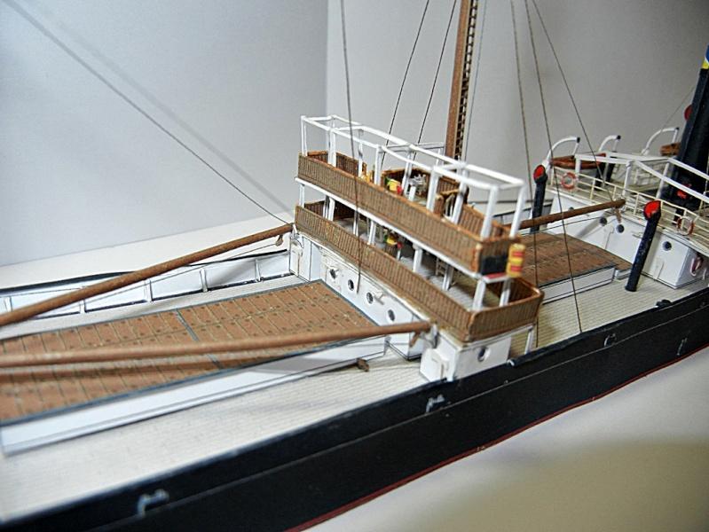 Erzfrachter Angemanelven 1:250 Kartonmodell Paper Shipwright - Seite 5 Angema37