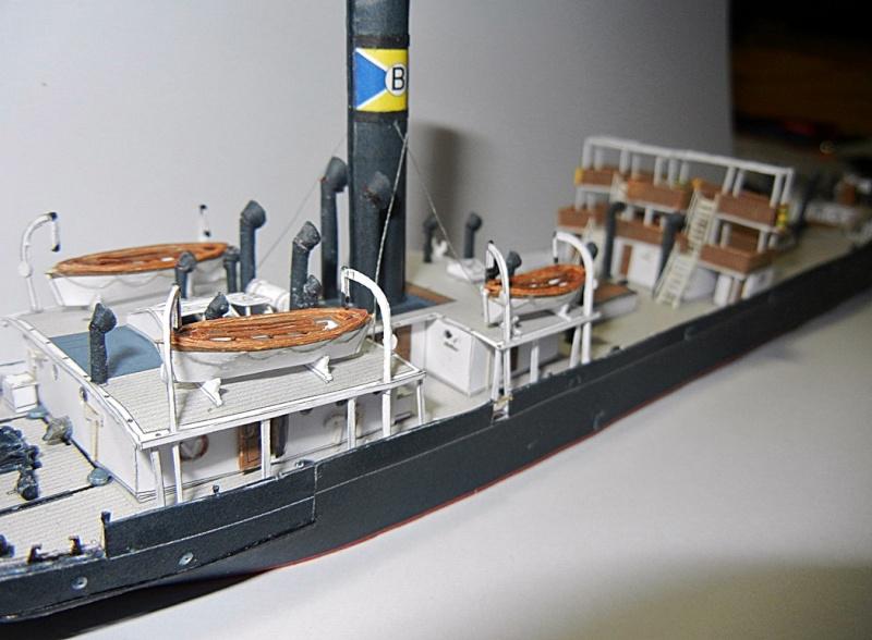 Erzfrachter Angemanelven 1:250 Kartonmodell Paper Shipwright - Seite 5 Angerm50
