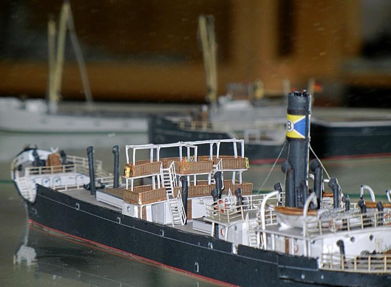 Erzfrachter Angemanelven 1:250 Kartonmodell Paper Shipwright - Seite 5 Angerm56