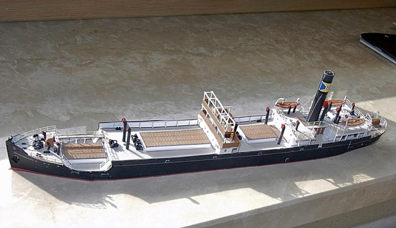 Erzfrachter Angemanelven 1:250 Kartonmodell Paper Shipwright - Seite 5 Angerm57