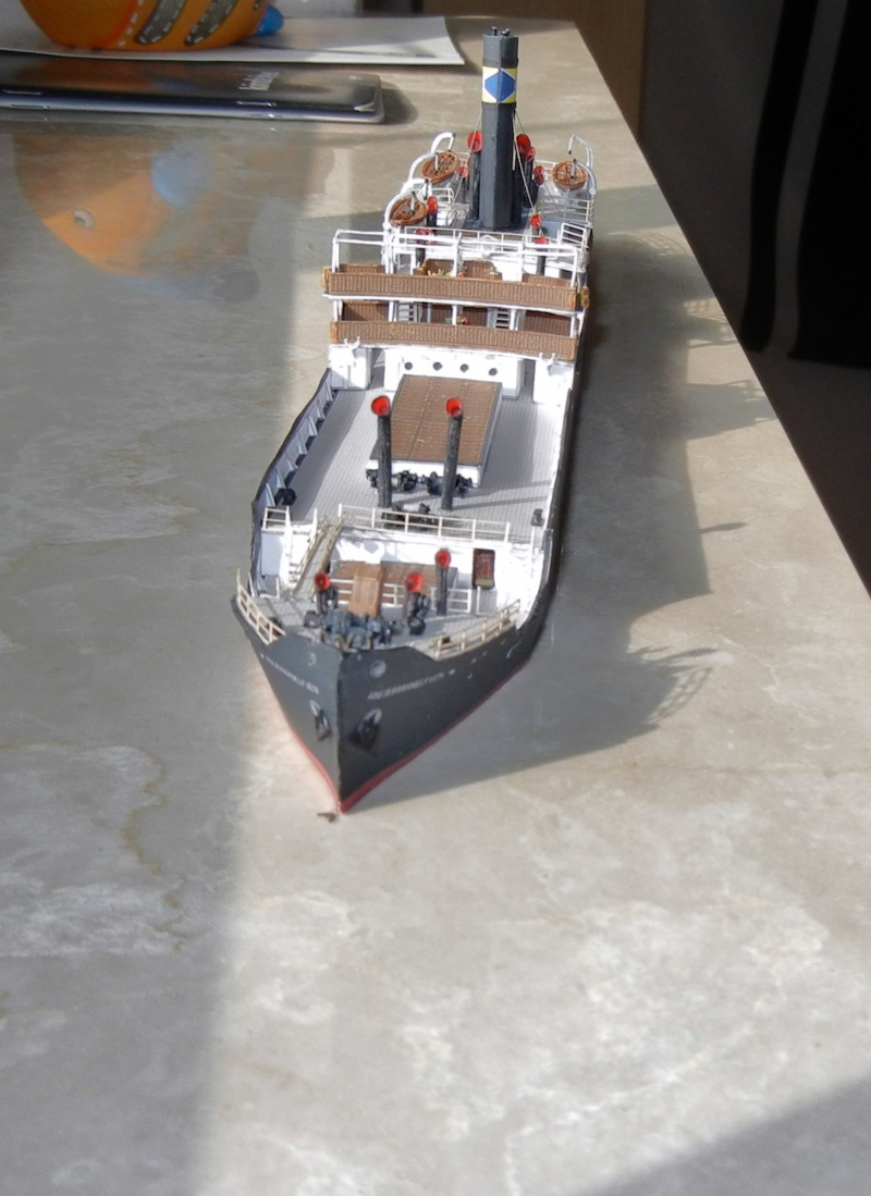 Erzfrachter Angemanelven 1:250 Kartonmodell Paper Shipwright - Seite 5 Angerm58