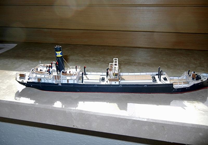 Erzfrachter Angemanelven 1:250 Kartonmodell Paper Shipwright - Seite 5 Angerm61