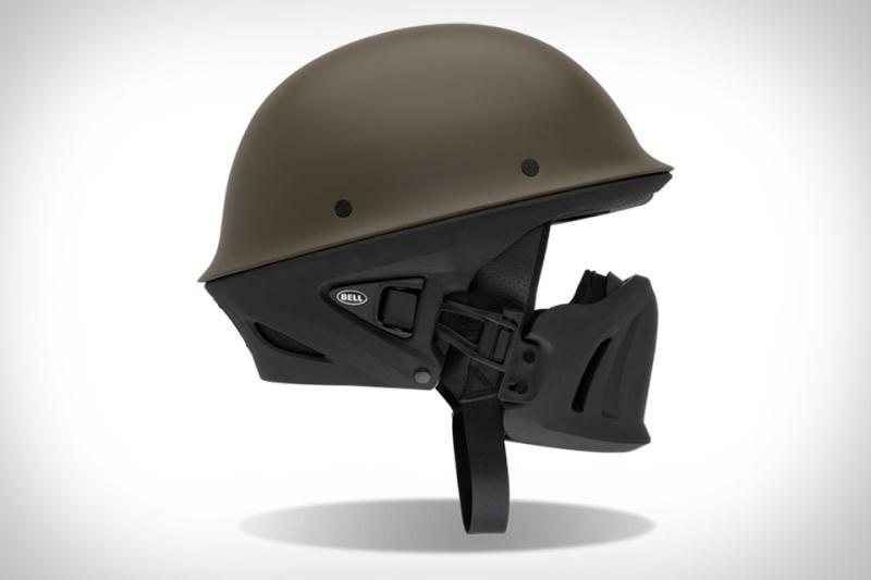 Bien choisir son casque Bell-r10