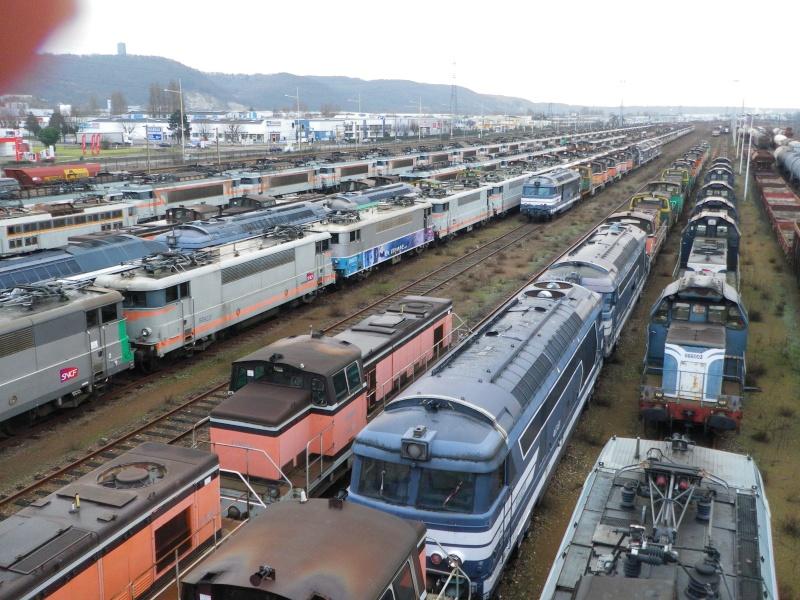 Les Trains... du désert et d'ailleurs - Page 2 22-01-10