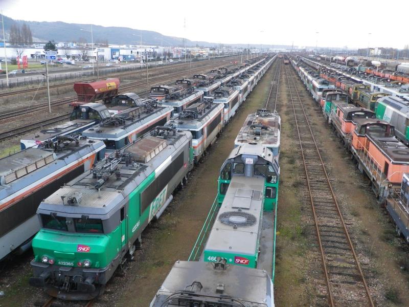 Les Trains... du désert et d'ailleurs - Page 2 22-01-12