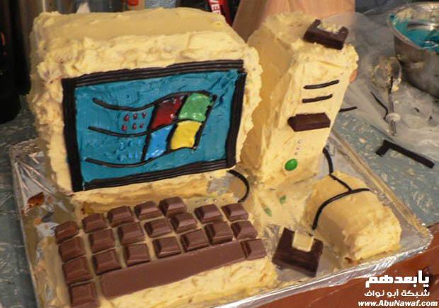 جهاز كمبيوتر يتاكل أكل 310