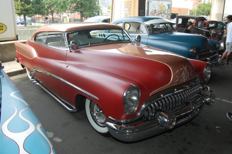 Kustom Buick 1950's User6938