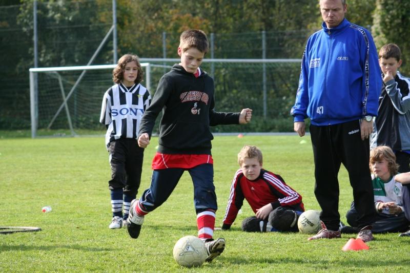 Fußball-Camp vom 6. bis 10.Oktober 2008 in Walporzheim Img_5311