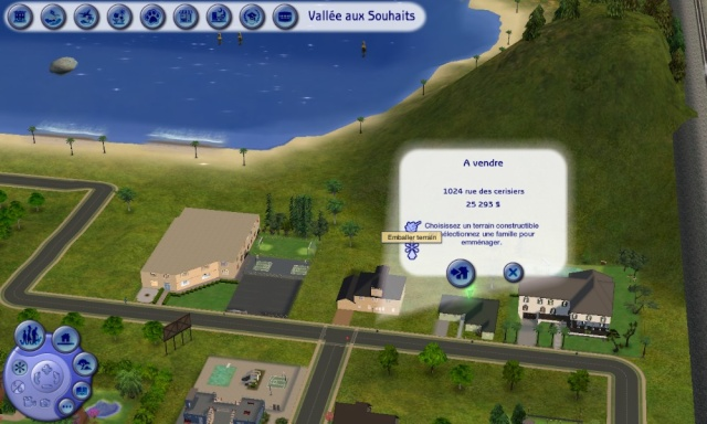 Sims 2 : Tutoriel pour emballer vos terrains Tuto0411