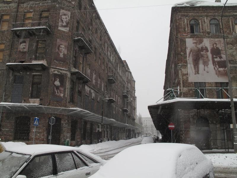 La rue Prozna - Varsovie - Pologne 68542510