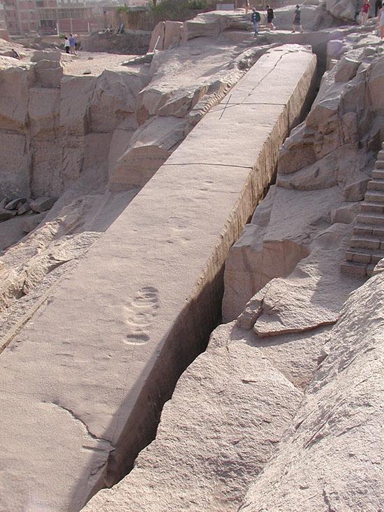 Obélisque inachevé - Assouan - Egypte Gd-eg-11