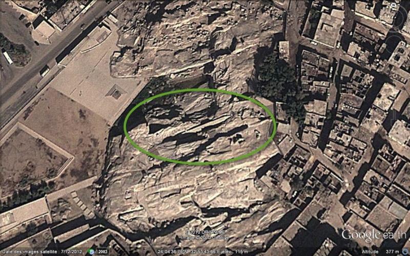Obélisque inachevé - Assouan - Egypte Ge_pyr10