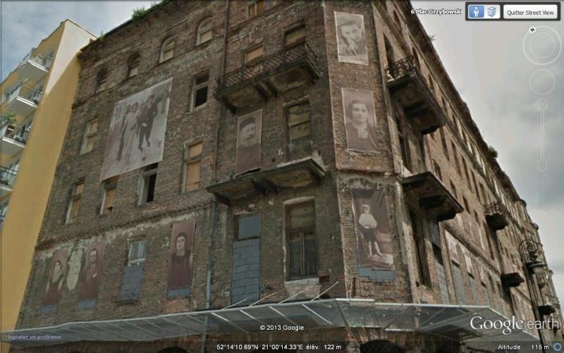 La rue Prozna - Varsovie - Pologne Sv211