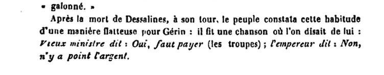 Dessalines Miranda 1806 Gerin10