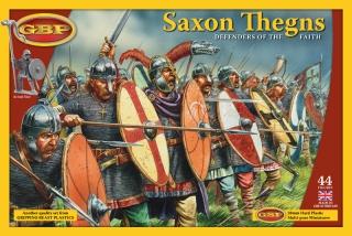 Bandes SAGA avec des figurines plastiques Saxon10