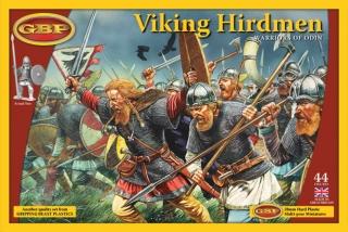 Bandes SAGA avec des figurines plastiques Viking10
