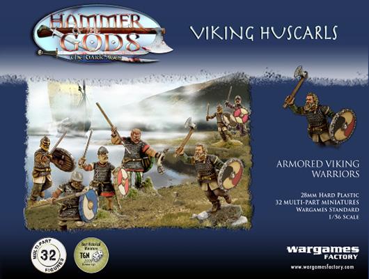 Bandes SAGA avec des figurines plastiques Viking11