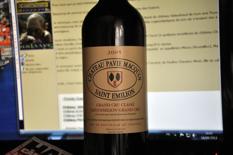 SAINT-EMILION, un vin, un art. - Page 2 Chateu10