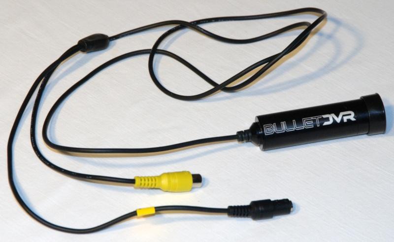 Caméra et écran de contrôle Bullet11