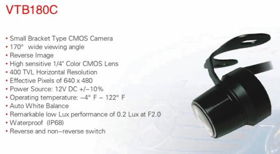 Caméra et écran de contrôle Captur14