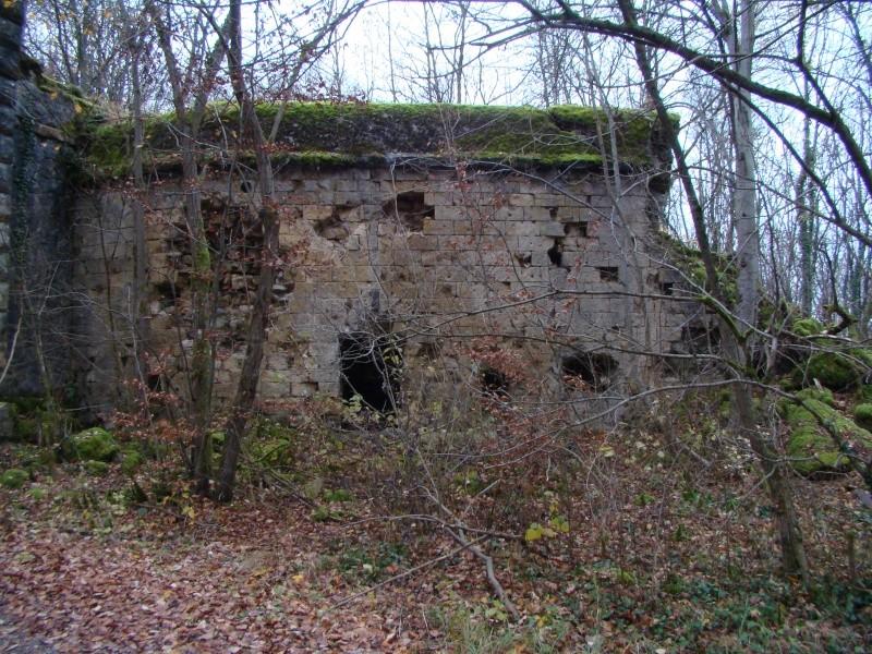 Le fort Driant (festung Metz) Dsc08523